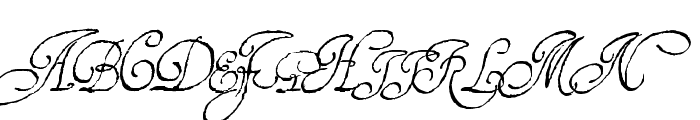 1610_Cancellaresca_lim Normal Font UPPERCASE