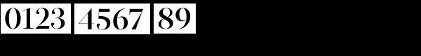 Acta Display Medium Font OTHER CHARS