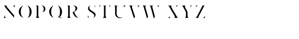 Ademo Fill B Font LOWERCASE