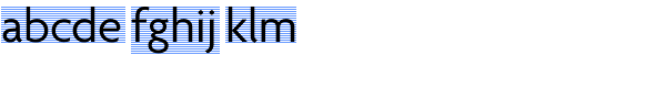 Agenda-Regular Font LOWERCASE