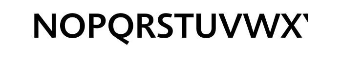 Agilita Pro Medium Font UPPERCASE