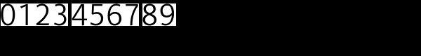 Alber Light Font OTHER CHARS