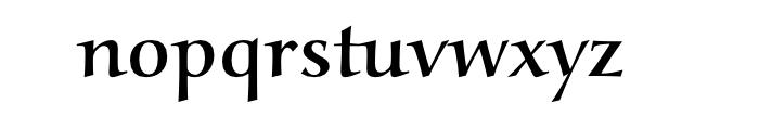 Alcuin Com Font LOWERCASE