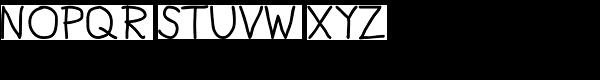 Allatuq Font UPPERCASE