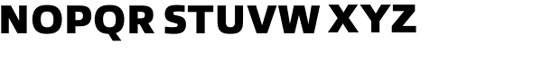 Allumi Std Black Font UPPERCASE