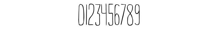 Amarelinha Regular Font OTHER CHARS