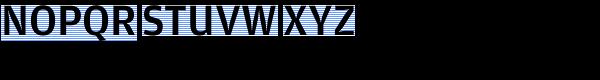 Amplitude Medium Font UPPERCASE
