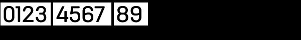 Antartida Rounded Medium Font OTHER CHARS
