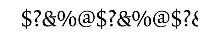Apolline Std Regular OT Font OTHER CHARS