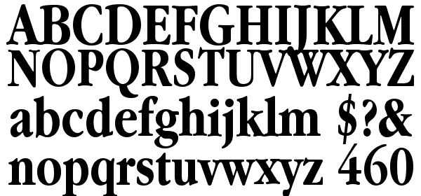 Apple Garamond Bold free Font