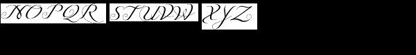 Asturias Font UPPERCASE