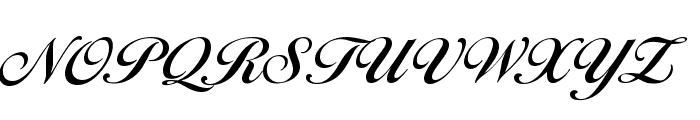 BallantinesSerial-Bold Font UPPERCASE