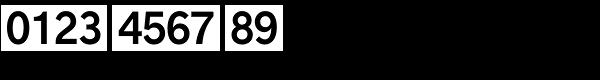 Basetica Pro Medium Font OTHER CHARS