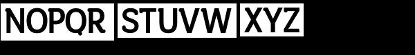 Bastonello Bold Font UPPERCASE