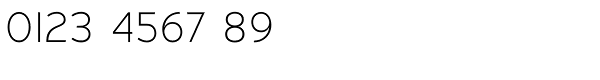 Baufra Font OTHER CHARS