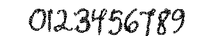 Baxter Dash Font OTHER CHARS