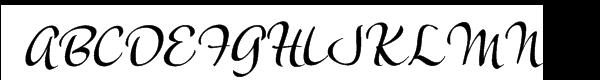 Boundless™ Bold Font UPPERCASE
