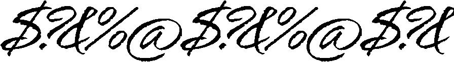 Bravissima Font OTHER CHARS