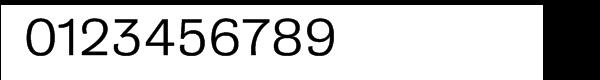 Bureau Grot Wide Light Font OTHER CHARS