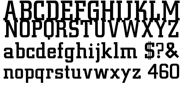 BU Tiger Claw Font - What Font Is