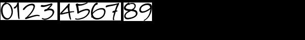Camy BLack Medium Font OTHER CHARS