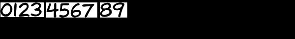 CCScott Mc Cloud Font OTHER CHARS