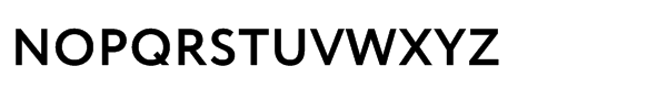 Circe Std Multilingual Bold Font UPPERCASE