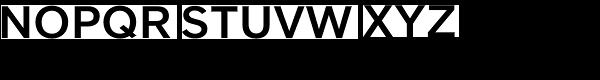Clobber Grotesk DemiBold Font UPPERCASE