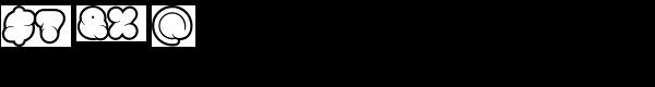 Clou Light Font OTHER CHARS