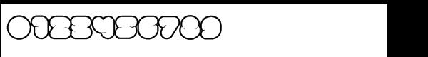Clou Std Light Regular Font OTHER CHARS