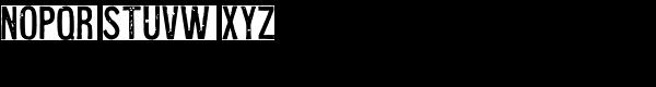 Coldsmith Font LOWERCASE