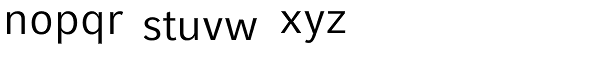 Compatil Fact Pro Regular Font LOWERCASE