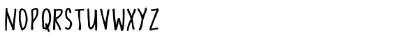 Cornelius Font UPPERCASE