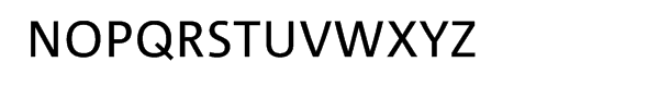 Corpid Regular Font UPPERCASE