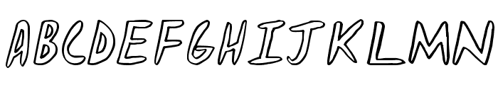 CRAYCRAY FOR YOU Font UPPERCASE
