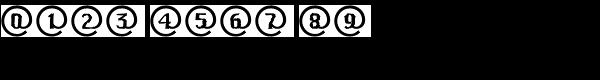 Crash Mail EF Regular Font OTHER CHARS