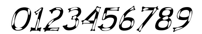 Dalmata Dream Italic Font OTHER CHARS