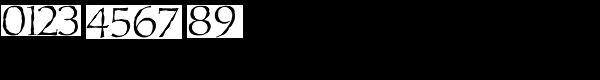 Daybreak Regular Font OTHER CHARS