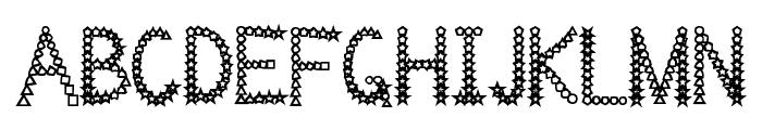 Decorissimant_viper78 Font UPPERCASE