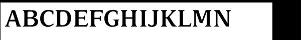 Delima™ Std Semi Bold Font UPPERCASE