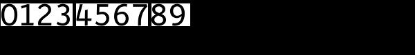 Depot Regular Font OTHER CHARS