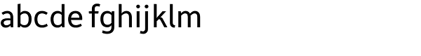 Depot Regular Font LOWERCASE