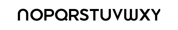 Dessau Pro Drei Font UPPERCASE