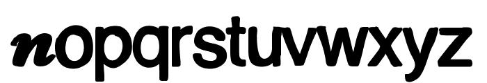 Dessin123 Font LOWERCASE