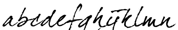 dearJoe four Font LOWERCASE