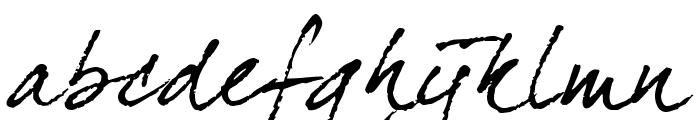 dearJoe4 Font LOWERCASE