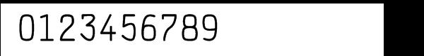 DF Staple Mono medium Font OTHER CHARS