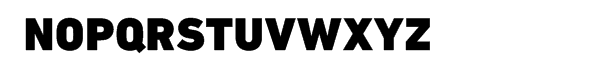 DIN Next Pro Black Font UPPERCASE