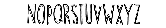 DKBreakfastBurrito Font LOWERCASE