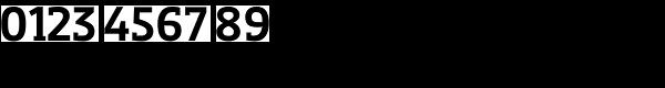 Dobra Slab-Medium Font OTHER CHARS